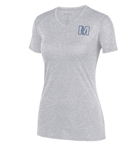 Augusta Montclair Ladies Kinergy Training Tee