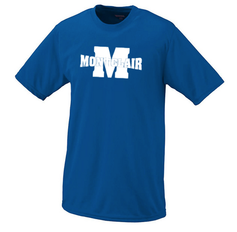 Augusta Montclair M Wicking T-Shirt