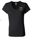 Bella + Canvas Verona Basketball V-Neck