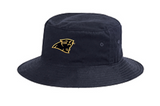 Big Accessories Panther Head Crusher Bucket Hat
