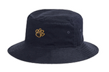 Big Accessories Crusher Glitter Paw Bucket Hat