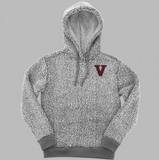 "Boxercraft ""V"" Sherpa Hoodie Pullover"