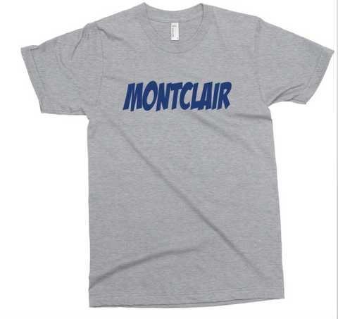 American Apparel Montclair Fine Jersey T-Shirt