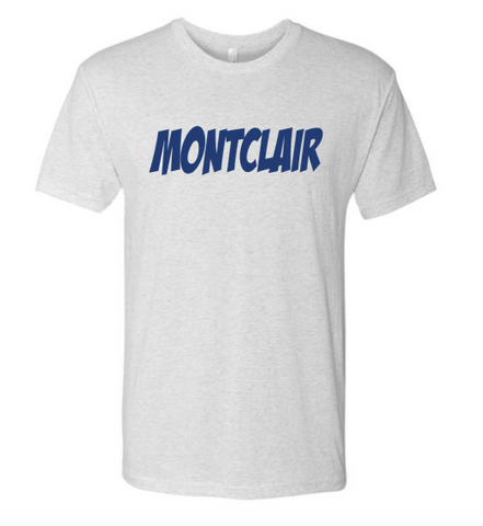 Next Level Montclair Men's Triblend Crew