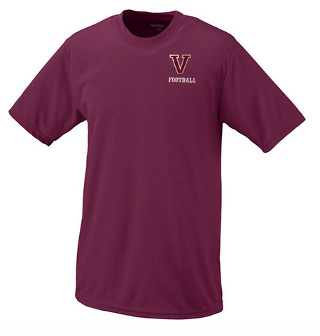 Augusta Verona Football Wicking Shirt