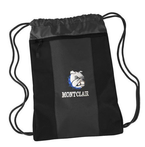 Team 365 Montclair Bulldog Cinch Drawstring