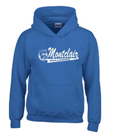 Gildan Montclair Bulldogs Sweatshirt