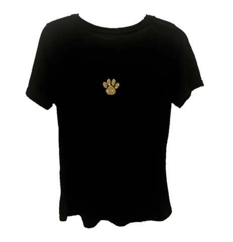 Boxercraft Paw Ladies Twisted Tee