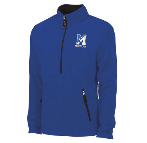 Charles River Montclair Adirondack Fleece Pullover