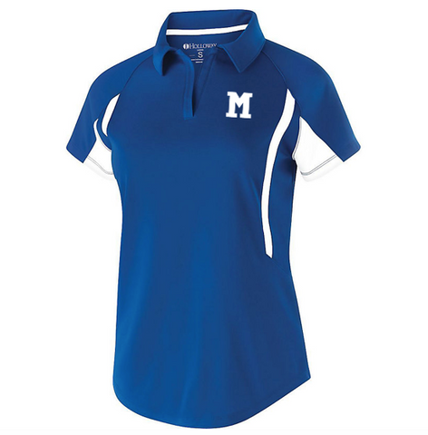 "Holloway ""M"" Ladies Avenger Polo"