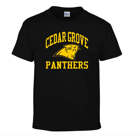 Gildan Cedar Grove Panthers T-Shirt