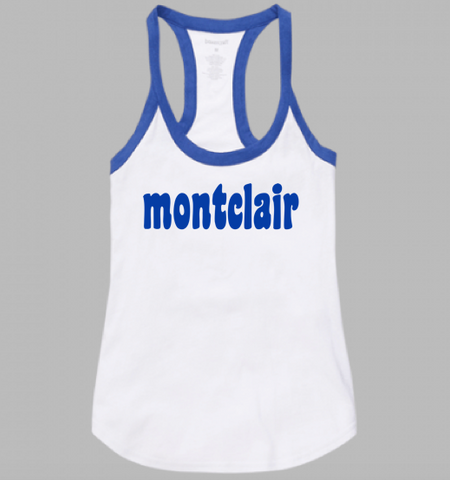 Boxercraft Montclair Ladies Ringer Tank