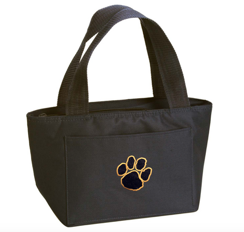 Liberty Bags Glitter Paw Simple and Cool Cooler