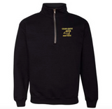 Gildan Cedar Grove Panthers 1/4 Zip Pullover