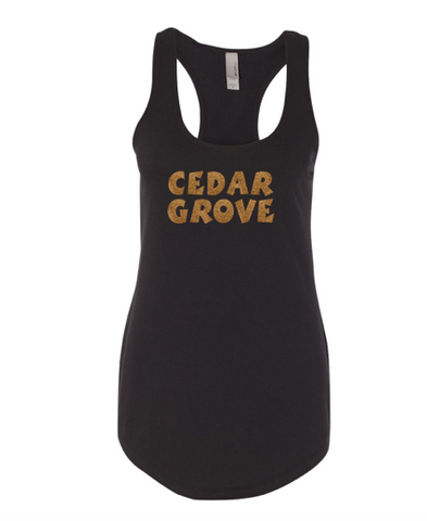 Next Level Cedar Grove Ladies' French Terry Tank