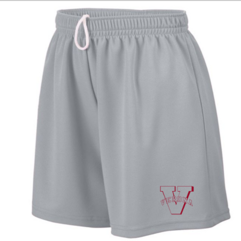 Augusta Ladies/Girls Verona Wicking Shorts