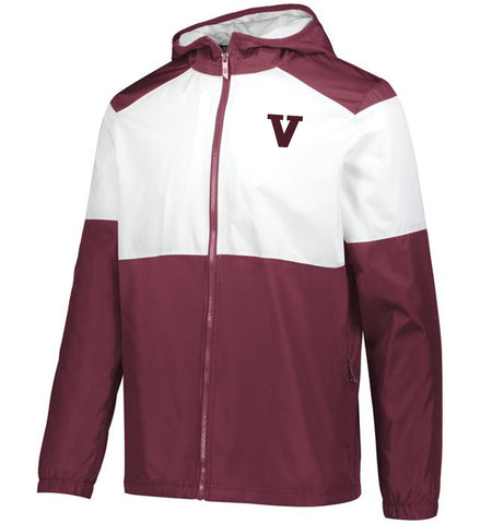 "Holloway SeriesX Jacket with ""V"""