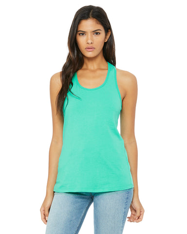 Bella + Canvas Ladies' Jersey Racerback Tank