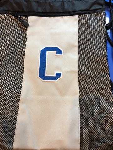 "Team 365 Caldwell ""C"" Cinch Drawstring"