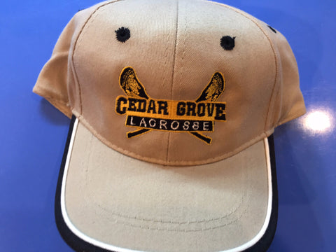 OC Sports Cedar Grove Lacrosse Hat