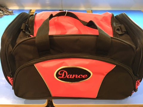 Port Authority Metro Duffel w/Dance Embroidery