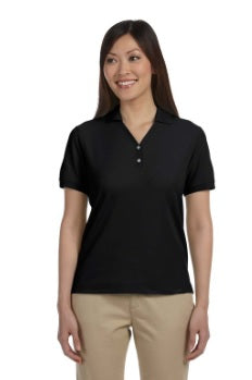 Devin & Jones Ladies' Y-Collar Polo