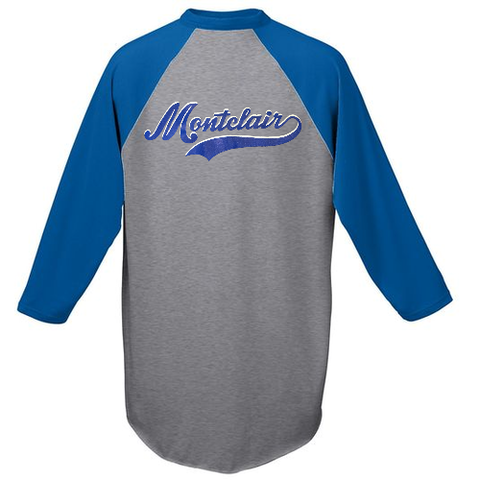Augusta Montclair Baseball Tee