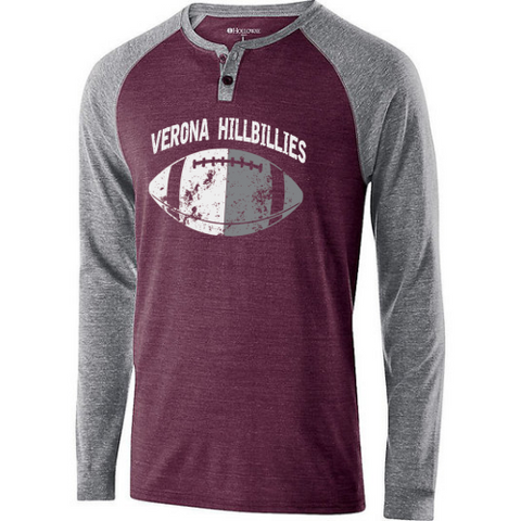Holloway Verona Football Hillbillies Alum Shirt