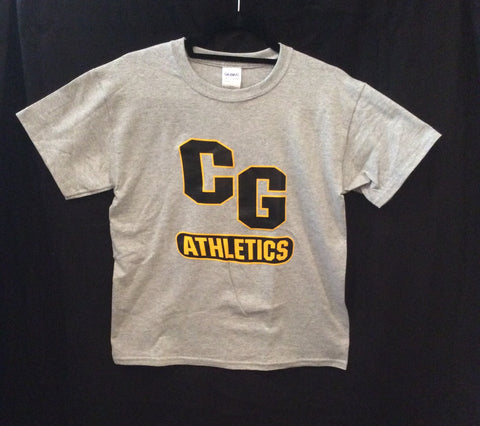 Gildan Cedar Grove Athletics Two-Color T-Shirt