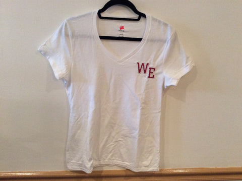 "West Essex ""WE"" V-Neck T-Shirt"
