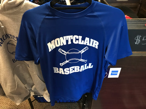 Holloway Montclair Baseball T-shirt