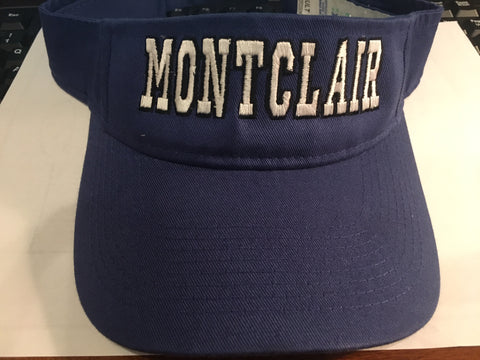 Augusta Montclair Softball Sport Twill Visor