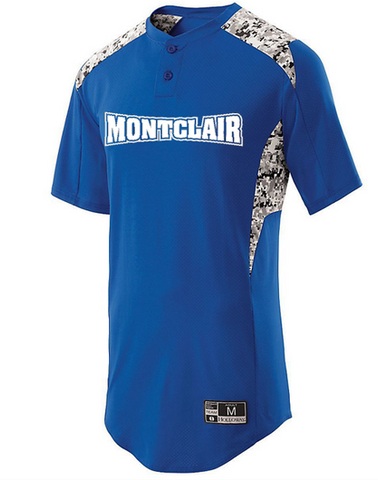 Holloway Montclair Bullpen Baseball Jersey