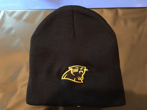 Yupoong Beanie w/Embroidered panther head
