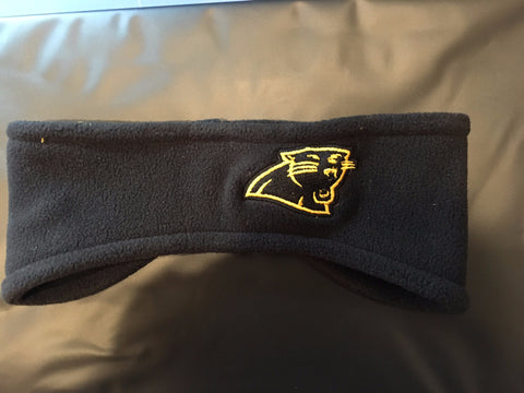 Polar Fleece Headwrap W/Panther head or CG emb.