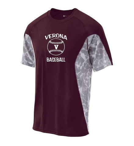 Holloway Verona Baseball Tidal Shirt