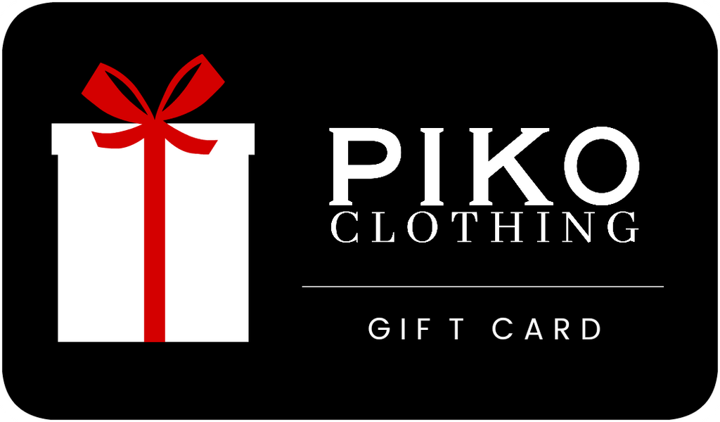 Gift Card - Piko Clothing