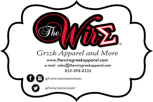 The Wire Greek Apparel and More