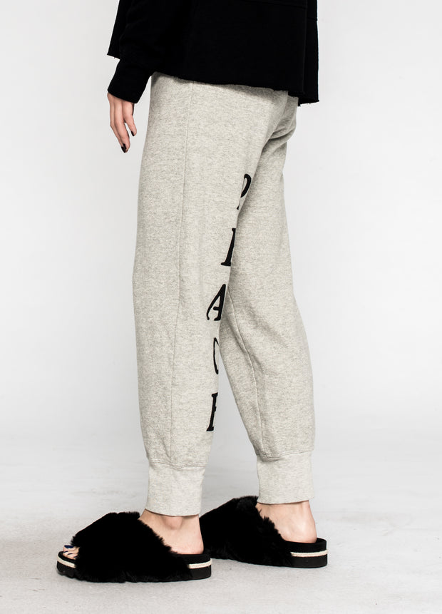 Message Jogger Ankle Length