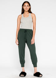 Basic Easy Fit Jogger Ankle Length