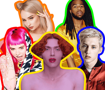 5 LGBT+ Artists That Should Be On Your Pride Playlist