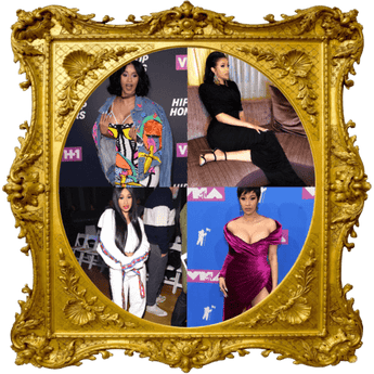 Cardi B's Most Stylish Moments
