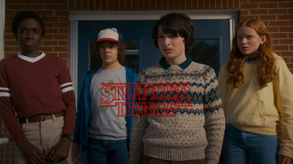 stranger things style