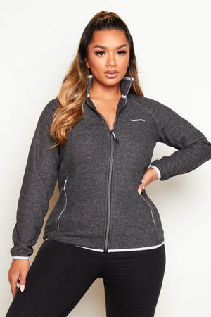 Craghopper Dark Grey Full Zip Jacket