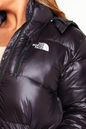 The North Face Unisex Black Summit Series Puffer Jacket