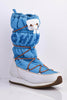 Blue Hi Tech Waterproof Moon Boots