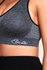 Dare 2B Commemce Sports Bra in Grey Marl