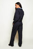 Nike Black Shell Wide Leg Track Pants