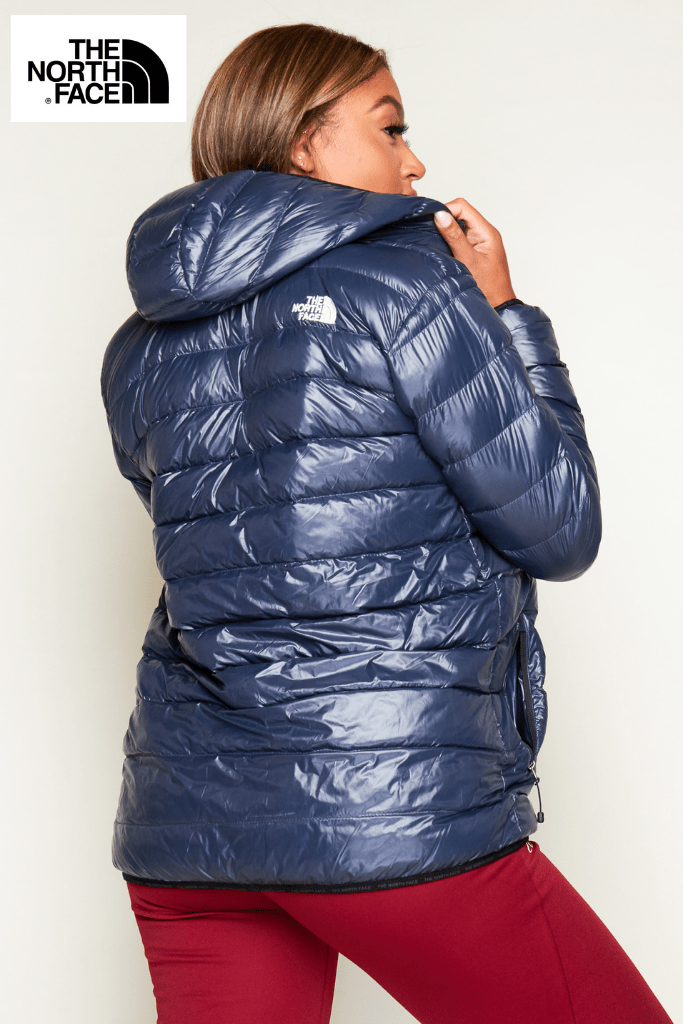 The North Face Unisex Navy Responsible Down Jacket