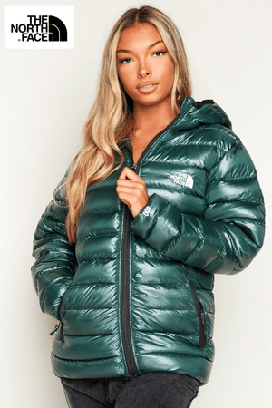 The North Face Unisex Deep Green Responsible Down Jacket